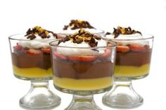 Apple Spice Cake Trifle and more recipes