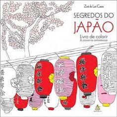 segredos do japão livro de colorir - Pesquisa Google