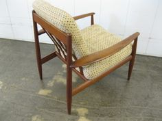 Greta Jalk chair - I own two of these chairs!