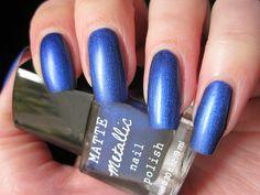 hm blue metal - used once. 10kr
