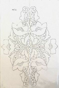 Point Lace, Angles, Hand Embroidery, Macrame, Floral, Lace, Needlepoint, Fails, Pyrography