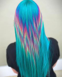 North Port, Pulp Riot, Hair Painting, Hair Goals, Hairdresser, Color Splash, Halo, Hair Care, Hair Color