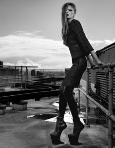 Strangely compelling, Model- Melo Degault Photographer- James Meakin...