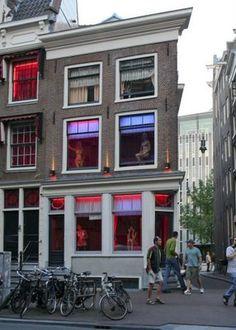ruysdaelkade amsterdam red light