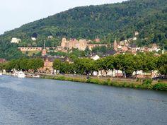 Heidelberg Castleview