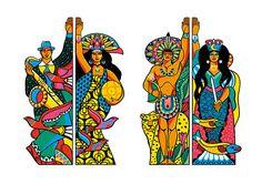 Carnaval do Recife 2015 on Behance