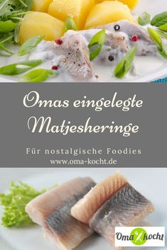 This Matjes recipe is authentic and quickly prepared. For a hearty bite, not only in the summer heat. recipes style Matjes - put herring in the grandmother 's way Grandma is cooking Mary loves maryloves_de ~ R Amazing Food Photography, Fruit Photography, Lobster Restaurant, Low Carb Lunch, Fruit Print, Original Recipe, Frisk, Fish Recipes, Seafood