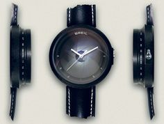 'BREIL chroncentric' wristwatch by nick lendon