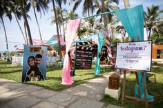 Gorgeous Beach Wedding With A Fabulous Bollywood Night & The Most Fun Function Decor Themes! - Witty Vows Photography And Videography, Event Photography, Indian Beach Wedding, Bollywood Theme, Vows, Perfect Wedding, Real Weddings, Party Themes, Wedding Planning