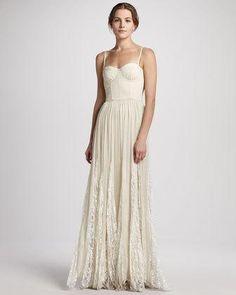 Pretty dress, white