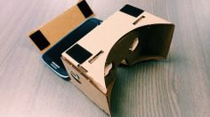 How to make a VR headset with a pizza box, smartphone and $21 worth of tech | Polygon