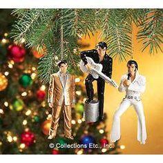 elvis christmas ornaments - Google Search