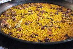 ARROZ CON CONEJO Y CARACOLES > ver receta