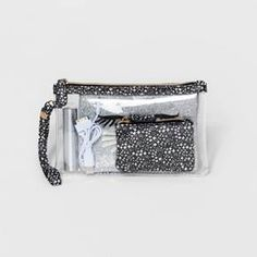 Keep all of your road trip essentials safely stowed with this Silver Cat Charger Clutch Trio from Under One Sky. Having a designated spot for everything, you'll always know just where your snacks, chargers, headphones, makeup and snacks are with this three-piece set. Plus, it includes a portable charger, so you can take all the photos you want without worrying about your devices running out of battery.