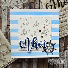 Karten-Kunst » Ahoi
