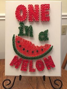 A personal favorite from my Etsy shop https://www.etsy.com/listing/501499292/custom-made-to-order-one-in-a-melon