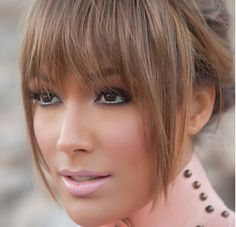 bangs with layers on the sides