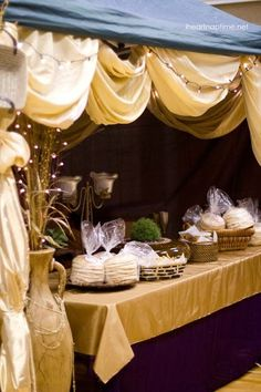 A night in Bethlehem- Ward Party Idea. Our Ward did this last year and it was the most AMAZING Ward Party I have ever been to. The spirit was so strong! http://iheartnaptime.net