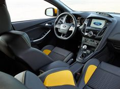 ford focus st 2015 kompaktsportler ecoboost turbo benziner tdci turbo diesel torque vectoring control ford snyc 2 applink smartphone mykey interieur