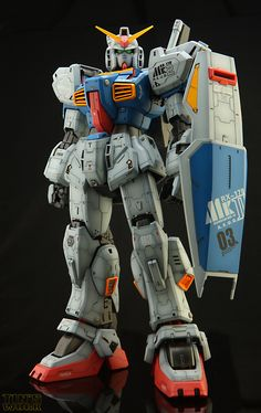 PG Gundam RX-178 Mk-II
