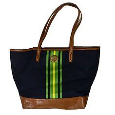 Tommy Hilfiger Large Tote Handbag Navy