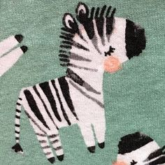 print & pattern Zebra Kids, Zebra Art, Zebra Illustration, Character Illustration, Safari Animals, Rainforest Animals, Baby Painting, Sketchbook Inspiration, Kids Prints