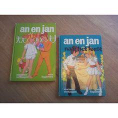 oud leesboekje over an en jan - Google zoeken