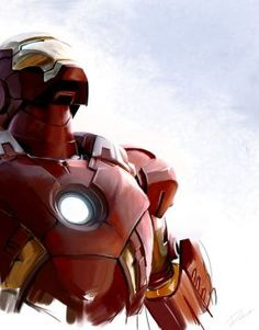 I want to be iron man
