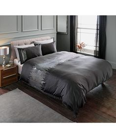 Buy Inspire Black Sequin Glamour Bedding Set - Kingsize at Argos.co.uk - Your Online Shop for Duvet cover sets.