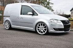 Silver Caddy Volkswagen Caddy Van, Volkswagen Touran, Vw Cady, Best Small Cars, Sports Wagon, Used Vans, 4x4 Van, Car Camper, Cool Vans