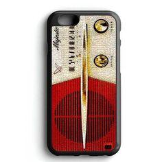 Vintage Cracked Majestic Radio iPhone 7 Case