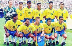 Seleção Brasileira - Copa do Mundo 1994 - USA - Tetracampeão