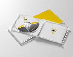 """CD Cover for """"Venuehook"""" Stationary Design, Cd Cover, Corporate Identity, New Work, Behance, Gallery, Check, Roof Rack, Branding"""