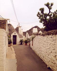 Trulli -Alberobello, Puglia