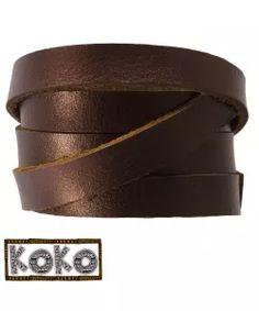 voor diverse plat leer en allerlei diverse #Koko #onderdelen kunt u in onze #webshop terecht www.kralenwinkel-online.nl