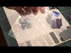 Polymer clay Pendant Tutorial - Mokume Gane Technique