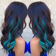 Hair Colors to Fall in Love with