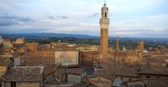 Siena is the embodiment of a medieval city. Its inhabitants pursued their rivalry with Florence right into the area of urban planning. Throughout the centuries, they preserved their city's Gothic appearance,  ...