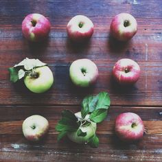 Apples / Trish Papakos