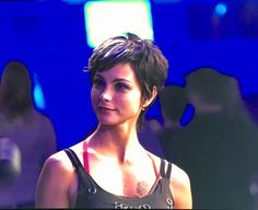 Image result for deadpool actress haircut