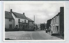 The Square, North Curry, Somerset, England. Some of my ancestors were from North Curry - if you're researching the Denman, Broom or Baskett families, do get in touch! esjones <at> btopenworld.com