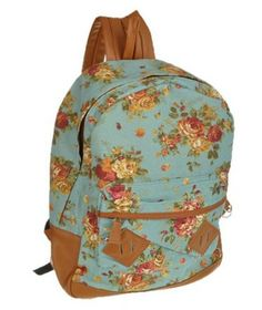 Generic Women Girl Lady Vintage Cute Flower School Book Campus Bag Backpack (Blue) Other http://www.amazon.com/dp/B00DSJ3QBU/ref=cm_sw_r_pi_dp_SW9rub1JP0GT9