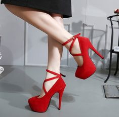Other 2018 Pointed Head Ladies High Heel Stiletto Buckle Womens Shoes Patent Leather Red Wedding Shoes 6cm Low To Help Cats Keep You Fit All The Time