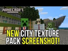 Minecraft Xbox & PS3: NEW City Texture Pack Screenshot! | Possible Mash-Up Pack?