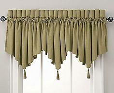 Valance Ideas for Bay Windows - Window Valance Ideas - Zimbio