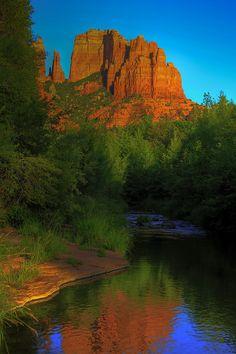 ✮ Great Pic of Cathedral Rock - Sedona, AZ