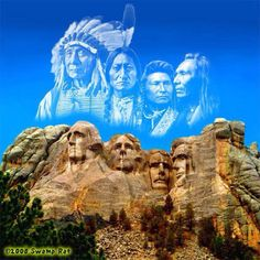What really should be at Mt. Rushmore!
