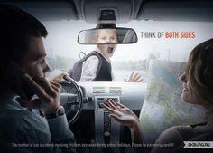 """32 campañas """"Si conduces, deja el móvil"""" Don´t text and drive"""