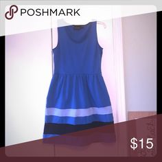 Cynthia Rowley blue stretch dress size s Cynthia Rowley blue stretch dress size s Cynthia Rowley Dresses