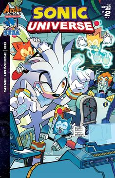 Sonic Universe (2009) Issue #80